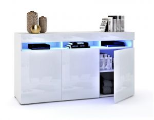 SIDEBOARD LUNA 3D+LED