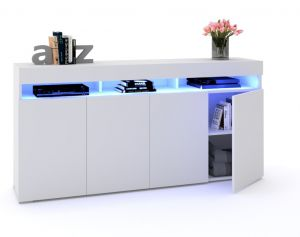 Sideboard  LUNA 4D + LED