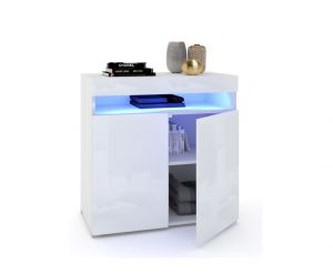 SIDEBOARD LUNA 2D + LED