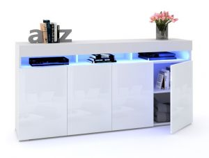 SIDEBOARD LUNA 4D+ LED